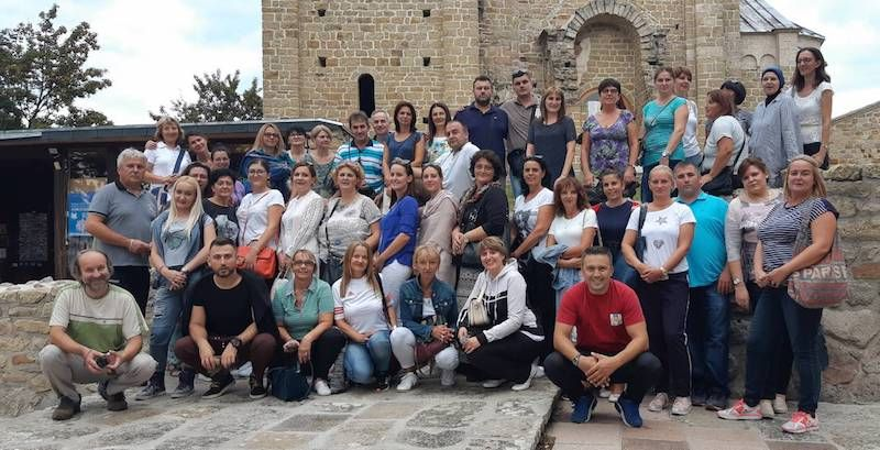 Susret klubova roditelja i nastavnika u Novom Pazaru