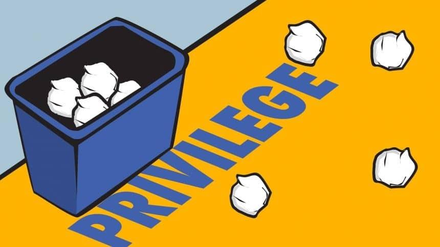 Jedna lekcija o privilegijama i startnim pozicijama
