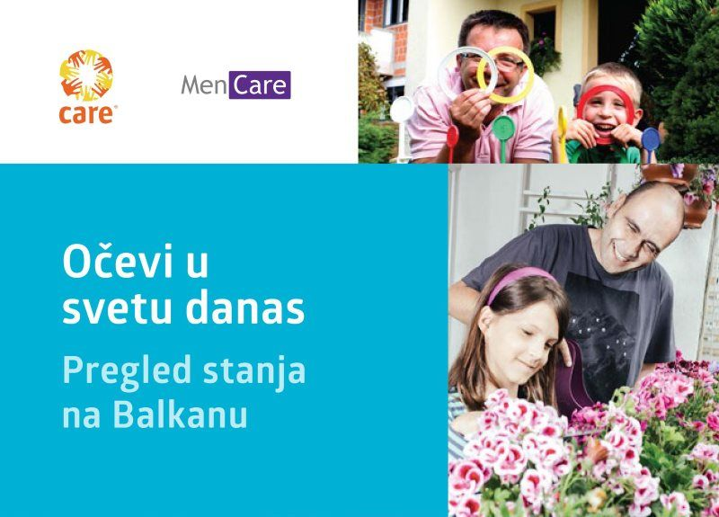 Očevi u svetu danas: Pregled stanja na Balkanu