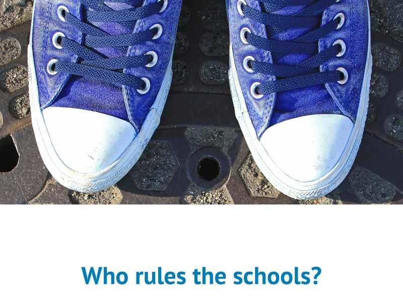Who rules the schools? – Mapping of the current school governance policies in the 10 countries