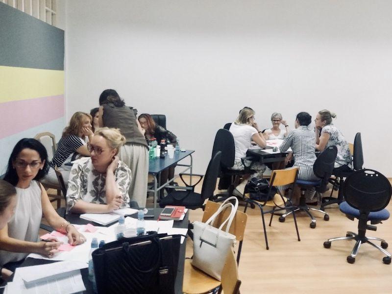 Obuka za pisanje i realizaciju projekata u oblasti obrazovanja za nastavnike i nastavnice u Beogradu