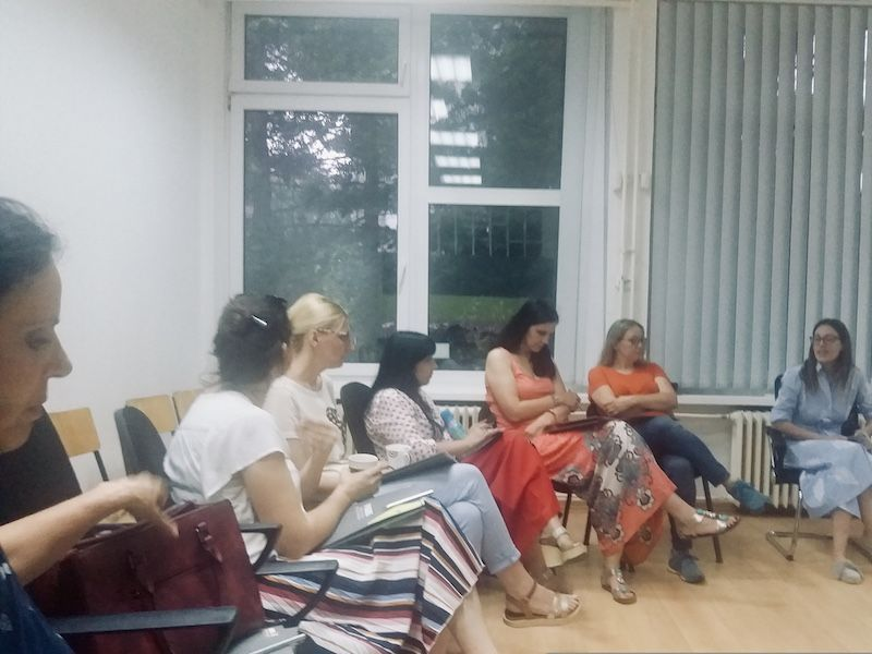 Sastanak beogradskih klubova roditelja i nastavnika sa organizacijama sa kojima sarađujemo