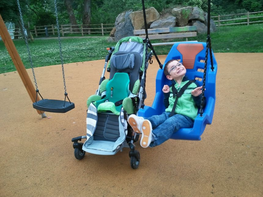 Dete sa sa invaliditetom/hendikepom