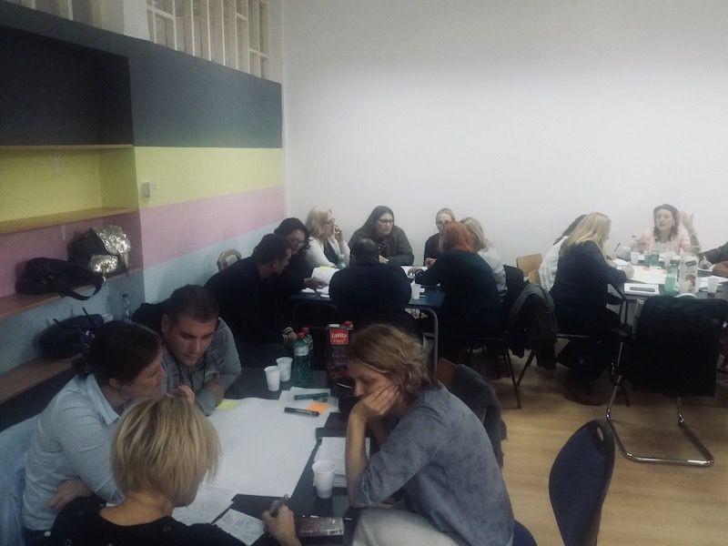 Obuka za pisanje i realizaciju projekata u oblasti obrazovanja za nastavnike i nastavnice iz Bača,